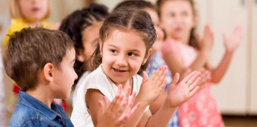 Cursuri de limba engleza pentru copii prescolari in Timisoara